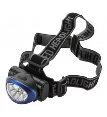 LINTERNA FRONTAL 10 LED